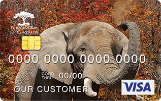 Pittsburgh Zoo & PPG Aquarium Card