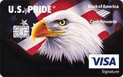 U.S. Pride® credit card