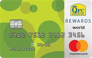 QFC REWARDS World Mastercard®