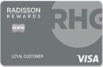 Radisson Rewards™ Visa® Card
