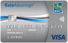 RBC RateAdvantage Visa