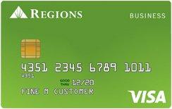Regions Visa® Business Credit Card