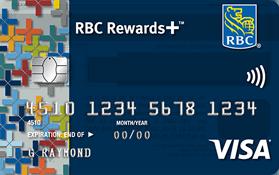 RBC Rewards+ Visa