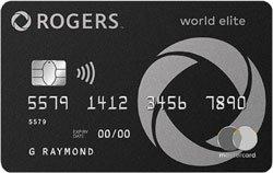 Rogers™ World Elite® Mastercard®