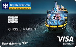 Royal Caribbean® Visa Signature® Credit Card