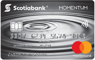 Scotia Momentum® Mastercard® Credit Card