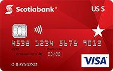 Scotiabank® U.S. Dollar VISA Card