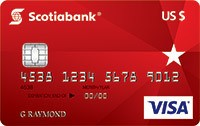 Scotiabank® U.S. Dollar VISA Card