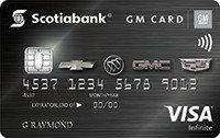 Scotiabank® GM® Visa Infinite Card