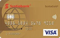 No-Fee ScotiaGold® Visa card