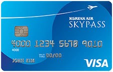 SkyBlue Skypass Visa® Card
