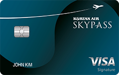 SKYPASS Select Visa Signature® Card