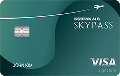 SKYPASS Visa Signature® Card