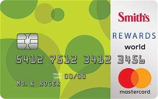 Smith's Rewards World Mastercard®