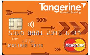 Tangerine Money-Back Credit Card