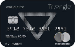 Triangle™ World Elite Mastercard®