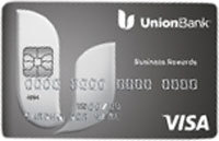 Union Bank Business Rewards Visa® Credit Card
