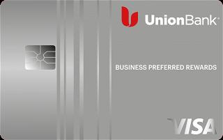 Union Bank® Business Preferred™ Rewards Visa® Credit Card