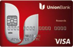 Union Bank Rewards Visa® Credit Card