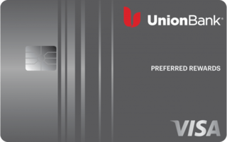 Union Bank® Preferred Rewards™ Visa® Credit Card