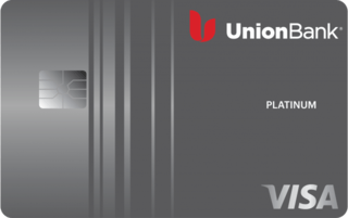 Union Bank® Platinum™ Visa® Credit Card
