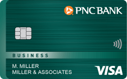 PNC Visa® Business Credit Card