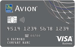 RBC Avion Visa Business