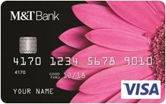 M&T Visa® Credit Card