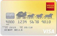 Wells Fargo Cash Back College℠ Card