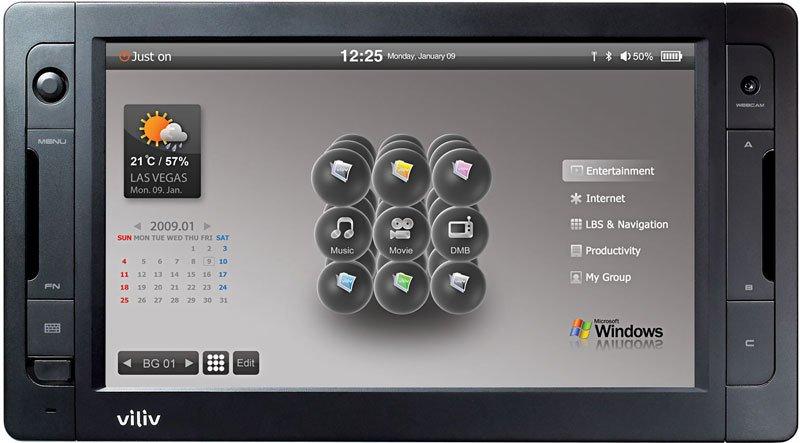 Viliv X70 EX Premium 3G