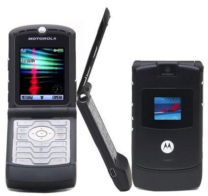 Motorola RAZR V3 (Black)