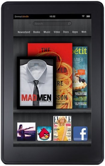 Kindle Fire 2 Reviews, Specs & Price Compare