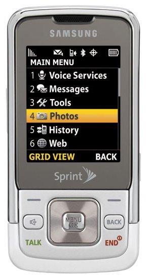 Samsung sph-m330 manual.