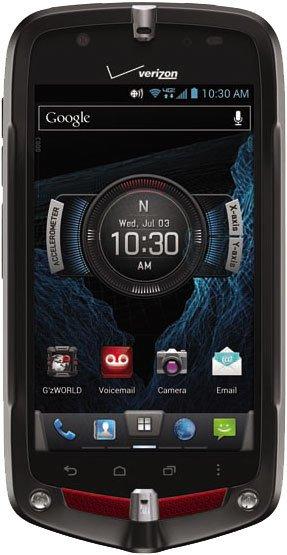 Casio G'zOne Commando 4G LTE Reviews, Specs & Price Compare