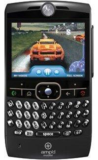 Motorola Q Amp'd Edition