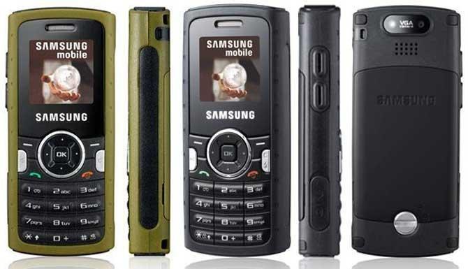 Samsung SGH-M110 Solid