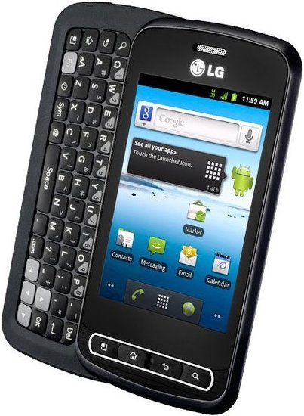 lg optimus q reviews specs price compare rh cellphones ca LG Phone Manuals User Guides LG Instruction Manual
