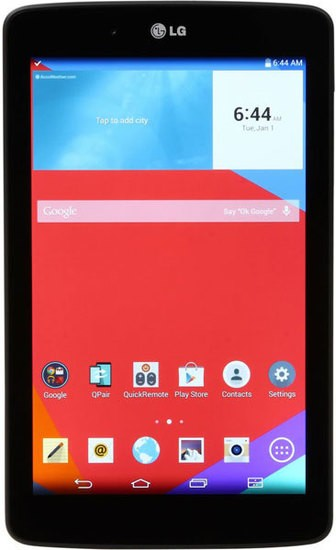 LG G Pad 7 0 Reviews, Specs & Price Compare