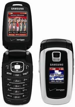 Samsung a870