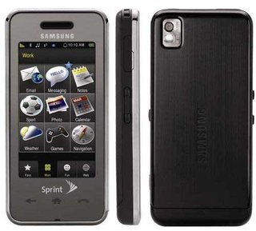Samsung Instinct M800