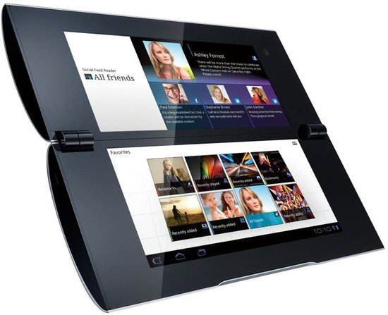 Sony Tablet P Reviews, Specs & Price Compare