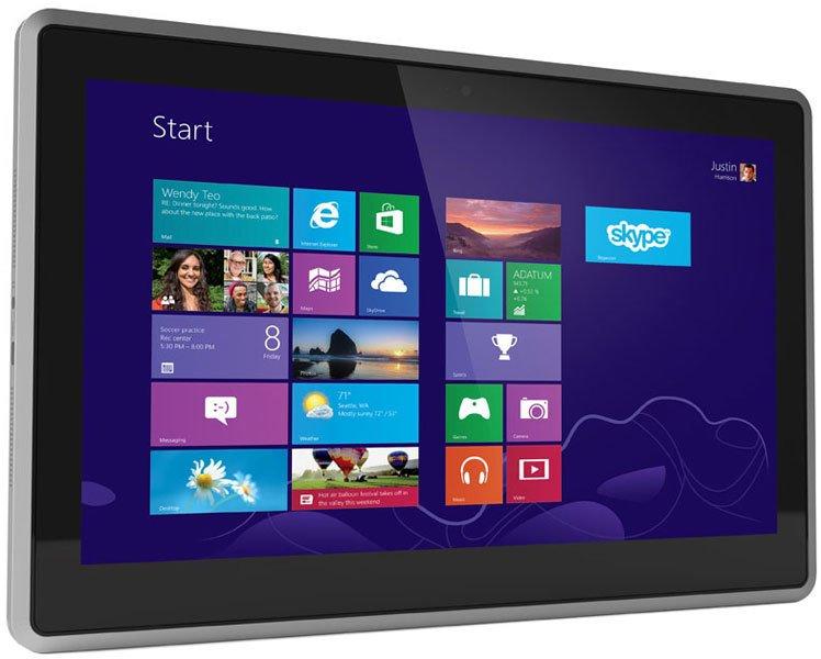 """Vizio 11.6"""" Tablet PC"""