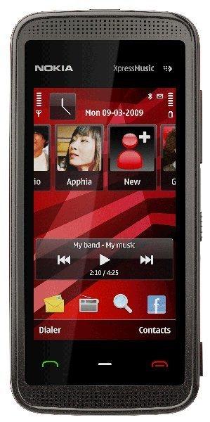 nokia 5530 xpressmusic reviews specs price compare rh cellphones ca Nokia 2005 Nokia 5110