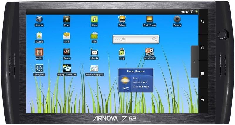 Archos Arnova 7 G2