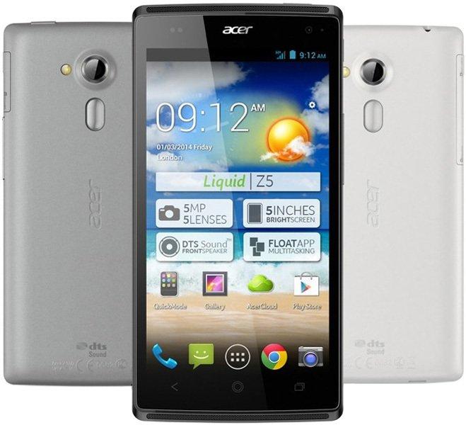 ... Double Power Battery 2600 mAh Source Acer Liquid Z5