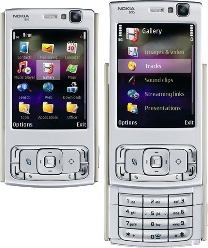 Nokia N95 8gb Manual Pdf