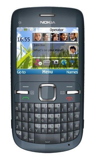 Nokia C3 Reviews, Specs & Price Compare