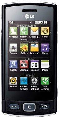 lg viewty snap reviews specs price compare rh cellphones ca LG Phones LG 400 LG KU5900