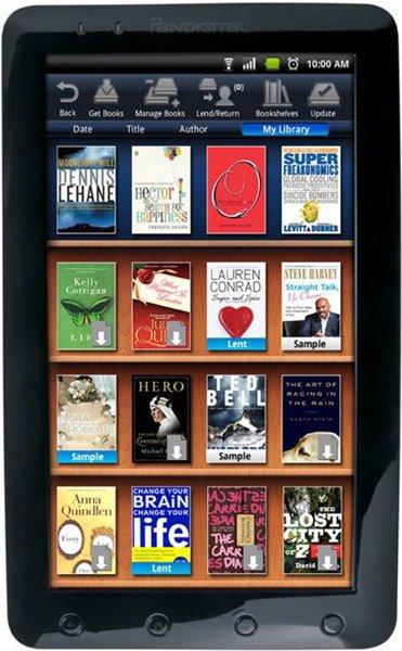 """Pandigital Novel 9"""" 3G"""