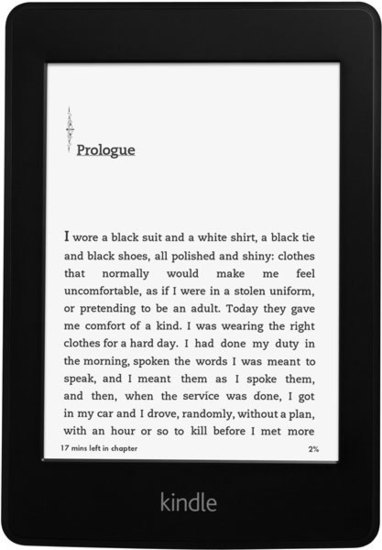 Kindle Paperwhite (2013) Reviews, Specs & Price Compare